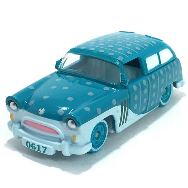 海底總動員多美小汽車TOMICA海底總動員2多莉去那兒鯨鯊命運金屬模型車兒童玩具喜愛屋