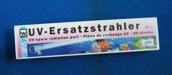 西高地水族坊德國HW海水系列紫外線UV殺菌燈管替換管36W