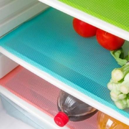 防水餐墊 冰箱防污墊 防潮防蟲廚櫃墊-艾發現