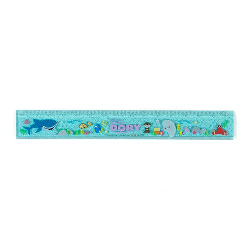 sun-star海底總動員2:多莉去哪兒15cm塑膠直尺Q版卡通funbox生活用品UA49647