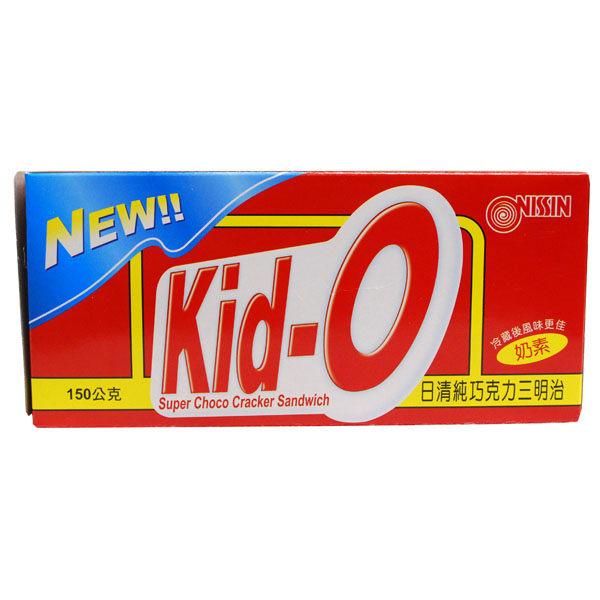 日清三明治巧克力150g