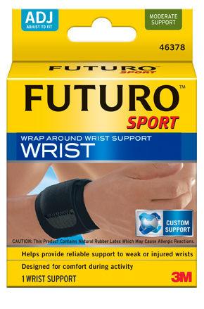 3M Futuro 護具-可調式護腕 (單入/盒)