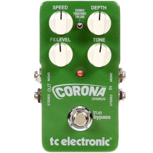 【敦煌樂器】tc electronic Corona Chorus 效果器