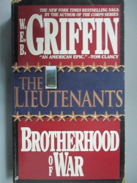 【書寶二手書T3/原文小說_IBQ】The…Brotherhood of War Book 1