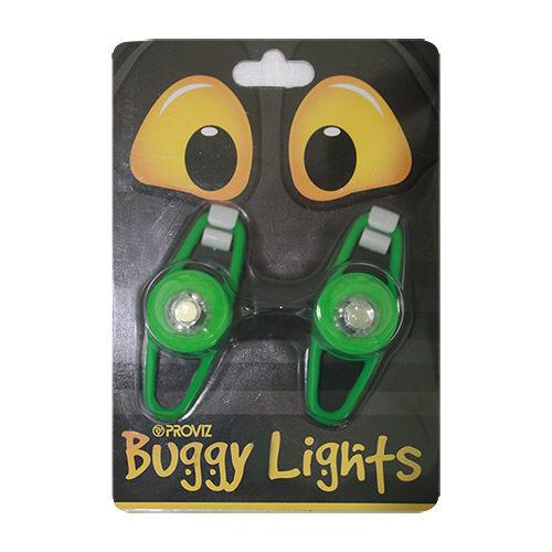【Proviz】嬰幼越野LED燈 - 綠色 (三輪車/手推車/腳踏車/適用/警示作用)