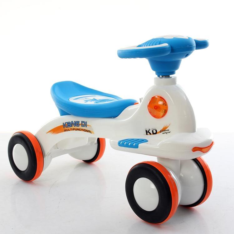 滑步車-兒童扭扭車靜音輪寶寶滑行車大咖玩家TW
