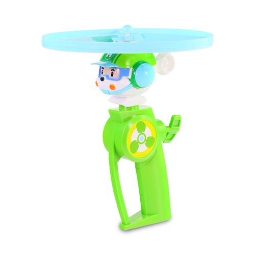 赫利飛行玩具/ Hand Launching Heli/ 飛行玩具/ 無需電池/ 伯寶行