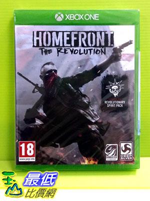 玉山最低比價網Xbox One烽火家園革命英文亞版