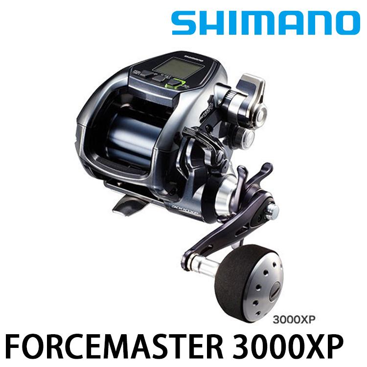 漁拓釣具SHIMANO 17 FORCE MASTER 3000XP電動捲線器