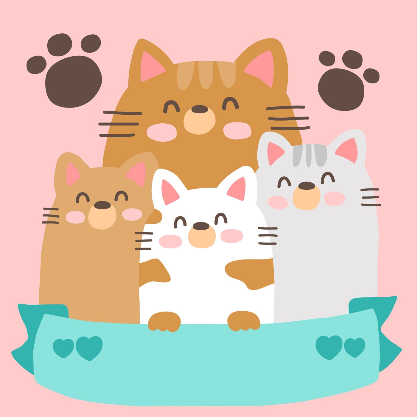 DR077貓咪家族
