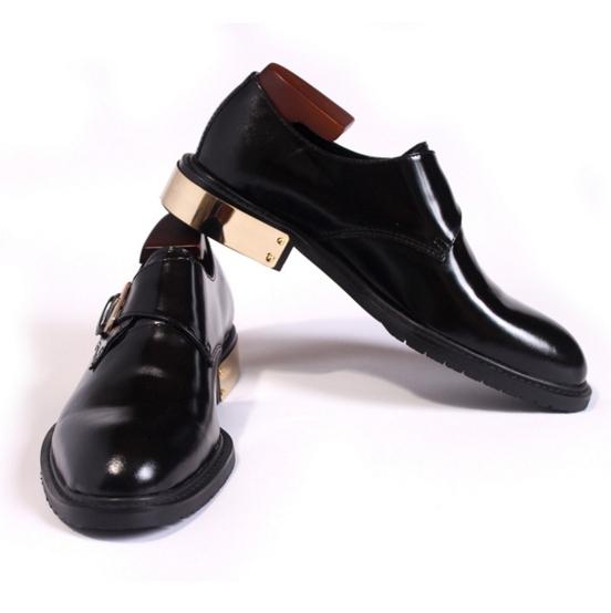 皮鞋雕花鞋牛津鞋休閒鞋豆豆鞋增高鞋純手工金屬鞋跟真皮牛皮鞋男靴男鞋200c9 Brag Na義式精品