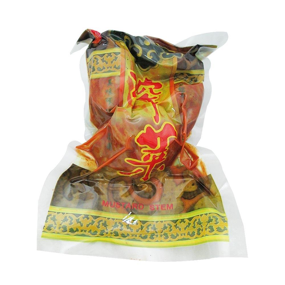 《好客-阿煥伯醬菜》榨菜(500g /包)_A012015