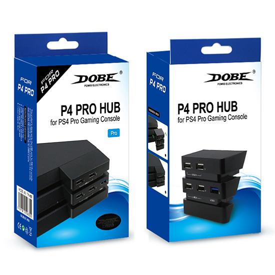 刷卡免運PS4 DOBE TP4-832 USB 3.0 USB 2.0傳輸速度集線器適用PS4 Pro