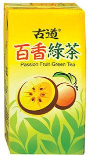 古道 百香綠茶 300ml