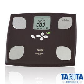 日本TANITA體脂計BC750(棕色)-十合一女性減重模式體組成計