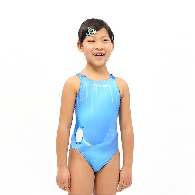 MARIUM小女競賽型泳裝MAR-A7011WJ