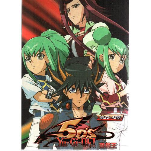遊戲王5D's第二套22-42話DVD購潮8