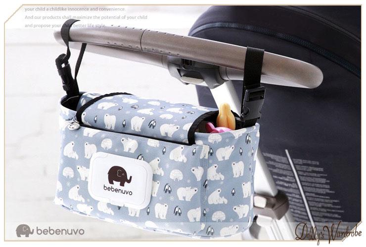 ☆Dolly生活館*╮嬰兒用品 日式花色多功能嬰兒推車收納包/媽媽包/推車掛袋 7款 20877