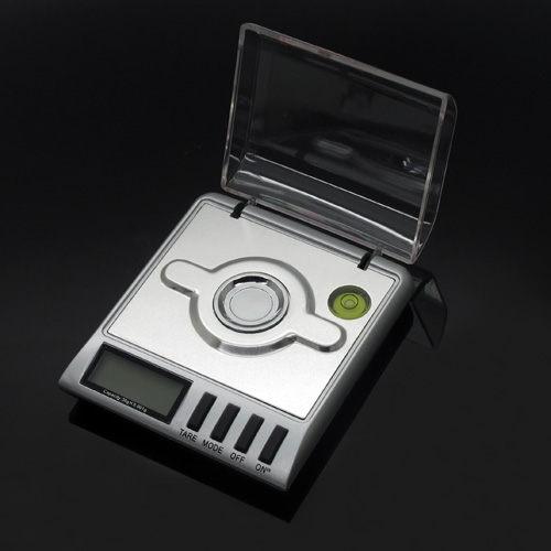 世明國際高精度30g 0.001g珠寶秤電子秤黃金秤帶水平儀帶砝碼30 0.001克非供交易使用