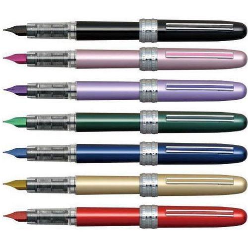 《☆享亮商城☆》PGB-500 紫 0.5鋼筆#28 白金