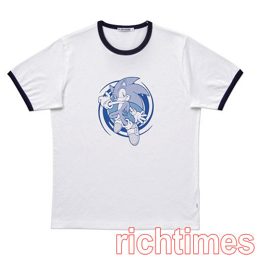 SONIC THE HEDGEHOG圓領T恤~M   UQ3A2107