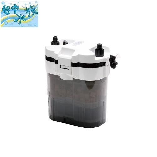 台中水族伊士達ISTA多功能外置過濾器迷你圓桶特賣適用45~60cm魚缸
