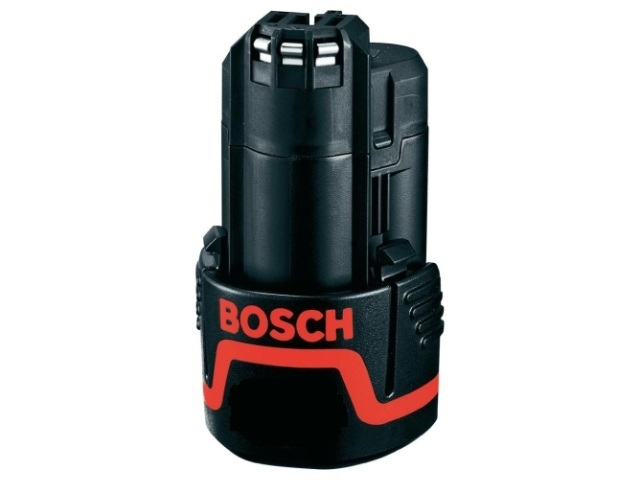 BOSCH  10.8V   1.3AH  系列都可使用  充電鋰電池