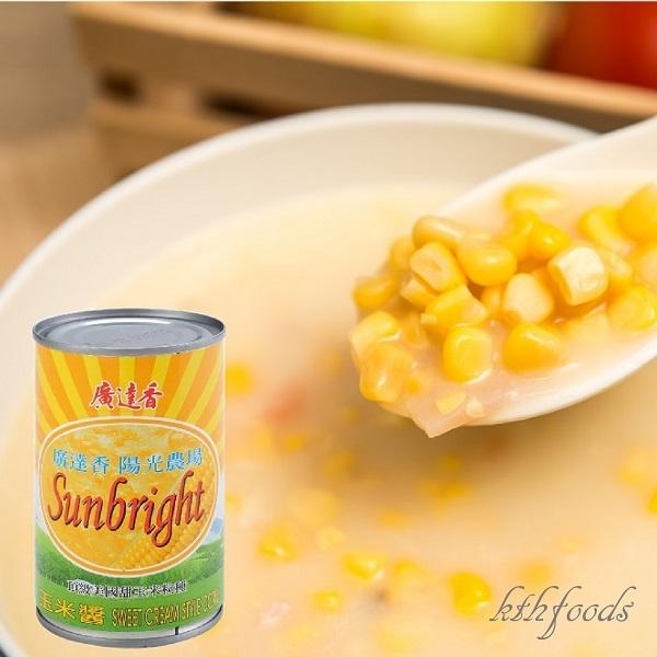 陽光農場-玉米醬【同溫層商品,滿2000元免運費】