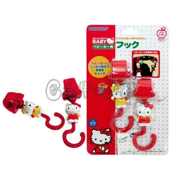 kitty造型推車掛勾【六甲媽咪】