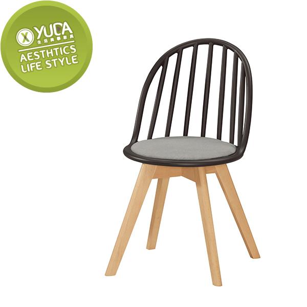 【YUDA】伊蒂絲造型 吧台椅  /休閒椅 J0M 534-11