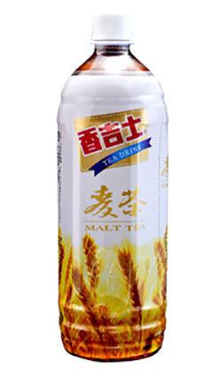 香吉士 麥茶 980ml