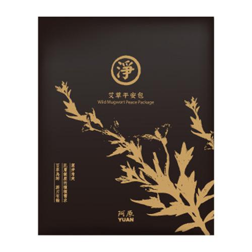 YUAN 阿原肥皂 艾草平安包(15g)【小三美日】
