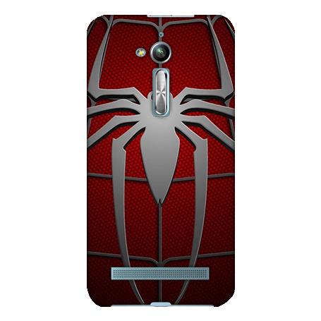 機殼喵喵華碩asus ZenFone go ZB500KL X00ADA手機殼軟殼保護套蜘蛛人