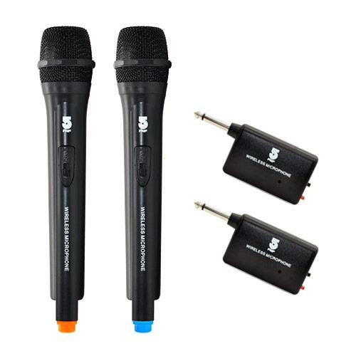 【ifive】歌手級VHF專業無線麥克風組 (2入組)