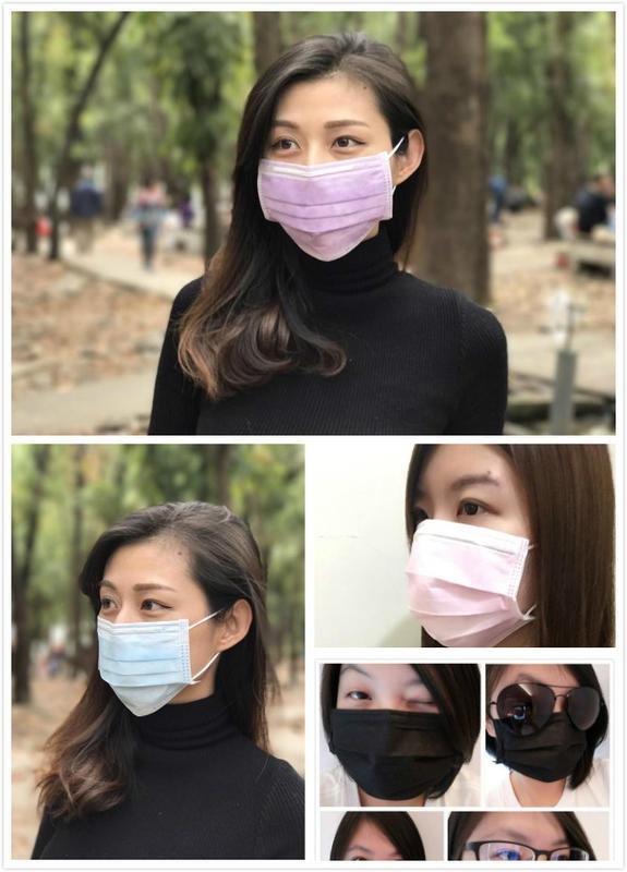 ❤台灣製❤兒童口罩(獨立包裝)❤約1盒50入❤不織布三層防塵口罩❤口罩 面罩 兒童 小朋友口罩
