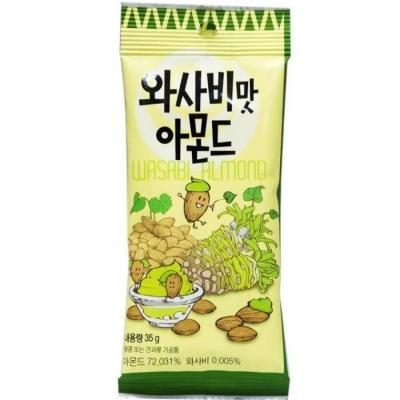 韓國-湯姆農場-蜂蜜芥末杏仁