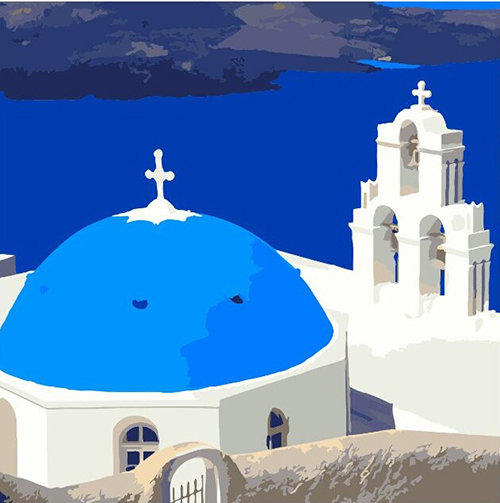 DR040希臘愛情海系列3
