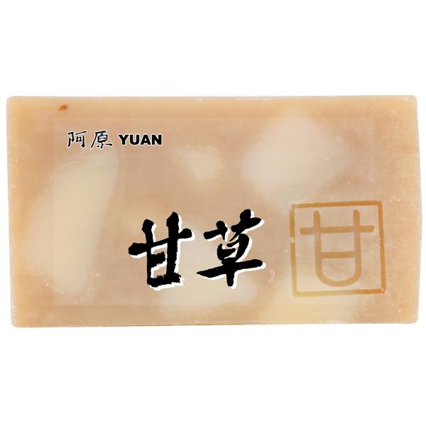 YUAN 阿原肥皂 甘草洗頭皂(100g)【小三美日】手工皂