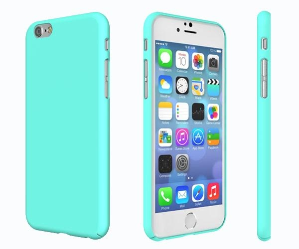 SwitchEasy Nude iPhone 6s 6柔觸感保護殼薄荷綠