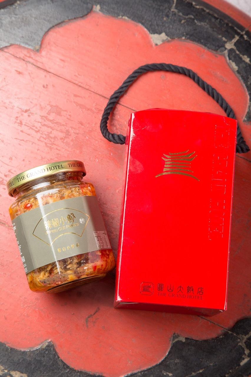 圓山大飯店*圓苑餐廳伴手禮預購*辣椒小魚單罐
