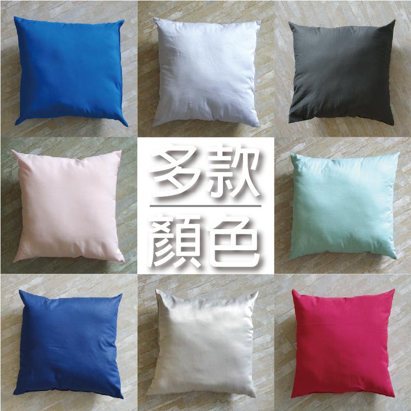 小抱枕 - 多款花色任選 [透氣柔順 蓬鬆柔軟] 寢國寢城台灣製