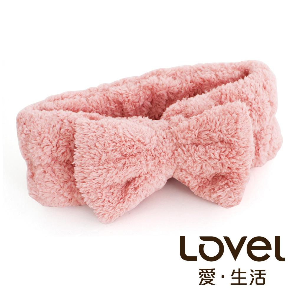 Lovel 7倍強效吸水抗菌超細纖維髮帶-共九款