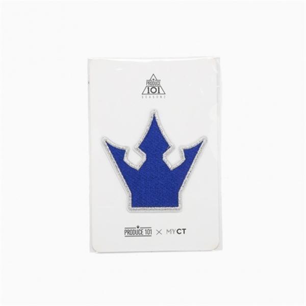 PRODUCE 101 S2 皇冠燙布貼