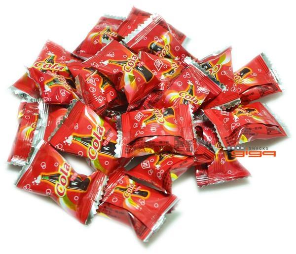 【吉嘉食品】可樂糖 300公克40元{5116}[#300]