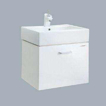 修易生活館HCG伊頓系列臉盆浴櫃LCS400水龍頭LF3177U