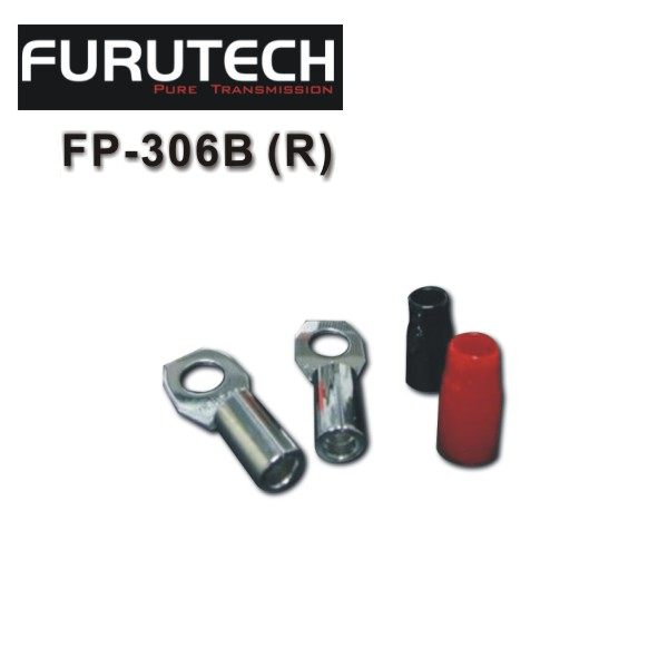【勝豐群竹北音響】Furutech 古河 FP-306B (R) NFB專用鍍銠接頭 O環接頭
