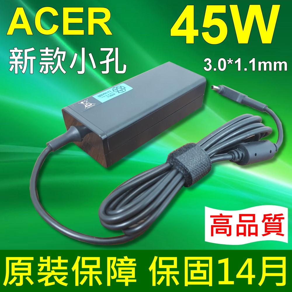 ACER 宏碁 高品質 45W 細頭 變壓器 ADP-45ZD PA-1450-26 A13-045N2A PA-1450-26 N13-045N2 ZHQ