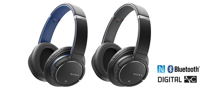 SONY MDR-ZX770BN抗噪可摺疊藍芽耳罩式耳機雙色可選台灣公司貨My Ear台中耳機專賣店