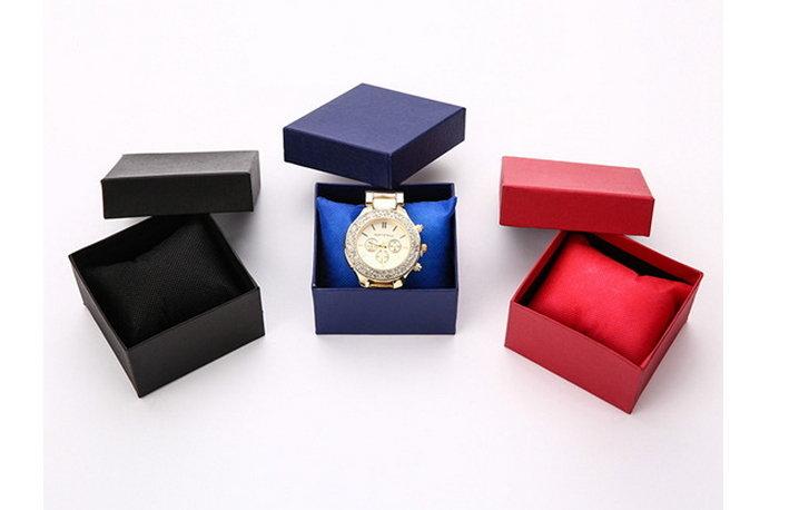 包裝家包裝手環飾品包裝盒手環包裝盒手錶盒子批發精品手錶飾品紙盒子送禮令開單