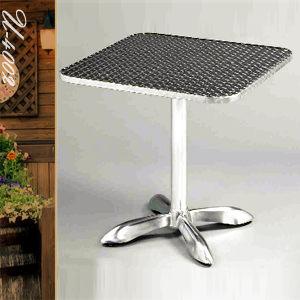 方型餐桌.70CM鋁製正方桌.鋁包邊.方型茶几.置物桌.洽談桌.餐桌子.庭園桌.推薦哪裡買專賣店